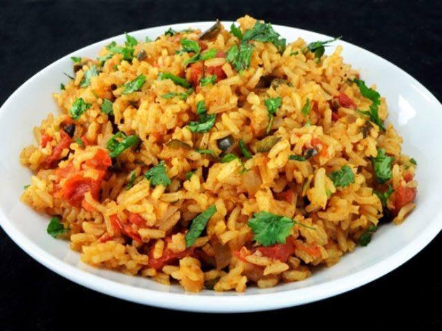 Рис с овощами рецепт с фото пошагово в мультиварке